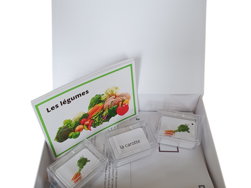 Matériel pédagogique de nutrition-santé
