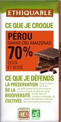 chocolat, lire les étiquettes