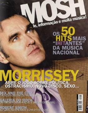 """Revista Mosh - """"50ihitantes da música nacional"""""""