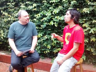 China - Entrevista