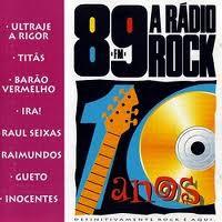 Vários Artistas - 89 / A Rádio Rock