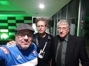Homenagem para Mário Motta (ex-jogador do Palmeiras)