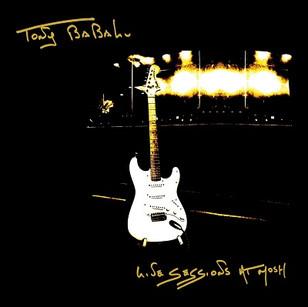 Tony Babalu - Live Sessions At Mosh