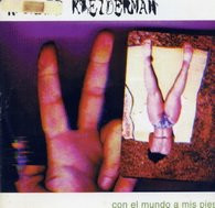 Kleiderman - Con El Mundo A Mis Pies