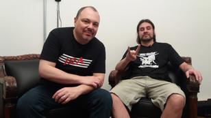 """Ricardo """"Soneca"""" Schevano - Entrevista """"Baranga, Carro Bomba e Motorhead"""""""