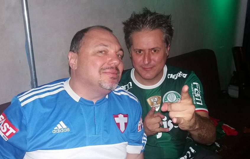 Cesar Gavin e Marcos Kleine