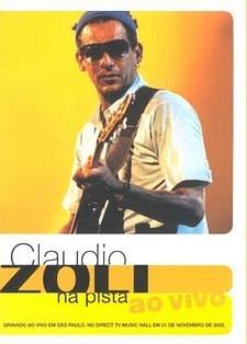 Cláudio Zoli - Na Pista Ao Vivo
