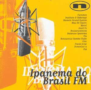 Vários Artistas - Ipanema do Brasil FM