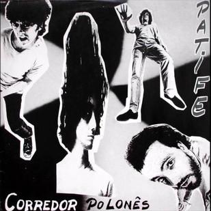 """Rodrigo Carneiro (Mickey Junkies) comenta o disco favorito: """"Corredor Polonês"""" do Patife B"""