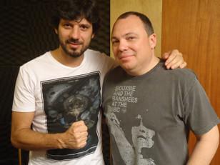 Mario Fabre - Entrevista