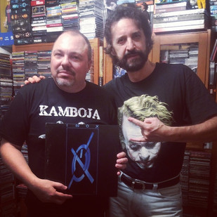 Paulinho Heavy - Entrevista