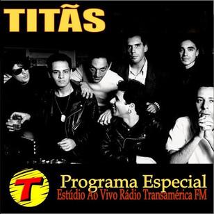 Titãs no Estúdio Transamérica