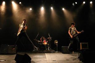 Rock Rocket - Entrevista