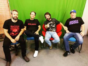 Cesar Gavin - Entrevista no É Noize (All TV) - Parte 1