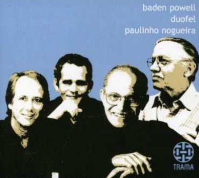 Baden Powell / Duofel / Paulinho Nogueira - O Melhor da Música Instrumental Brasileira