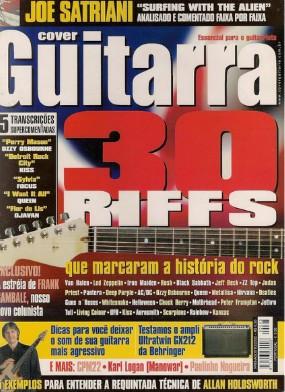Cover Guitarra - Paulinho Nogueira