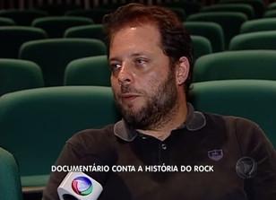 """Matéria do documentário """"Sem Dentes - Banguela Records e a turma de 94"""" na Record de SJC"""
