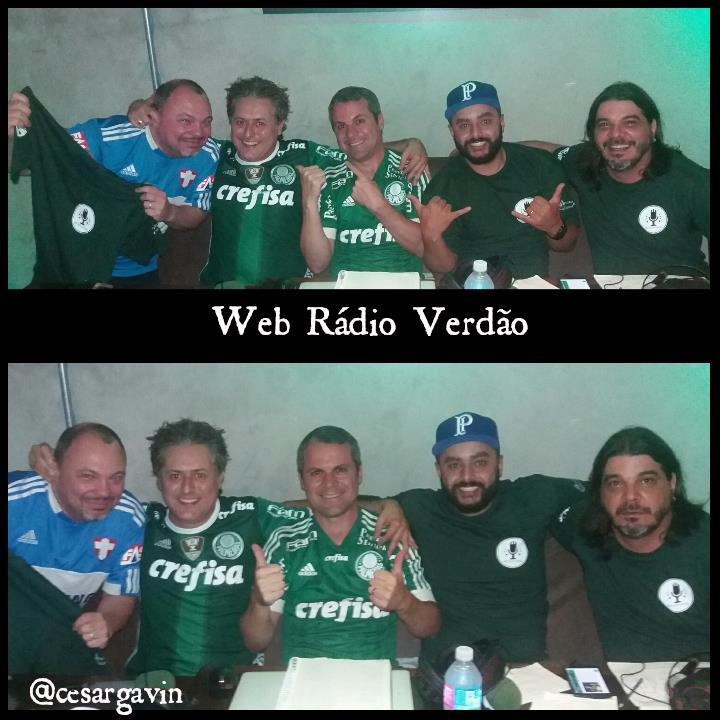 Web Rádio Verdão
