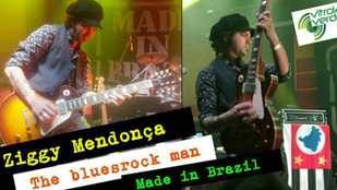 """Ziggy Mendonça - Entrevista """"Made in Brazil e Saco de Ratos"""""""