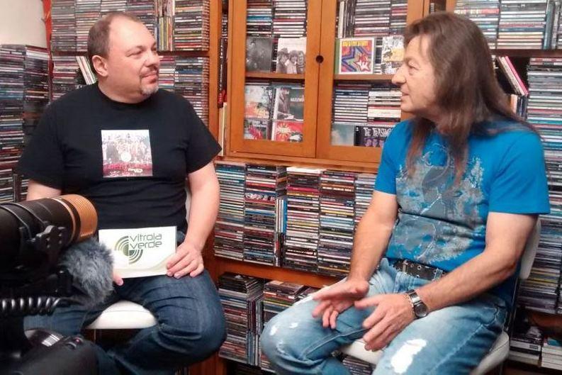 Cesar Gavin e Gel Fernandes