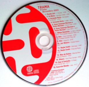 Vários Artistas - Trama Novembro 2003