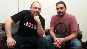 """Marcello Schevano - Entrevista """"O guitarrista"""""""