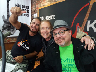 Cesar Gavin - Entrevista na Kiss FM (Programa BR 102)