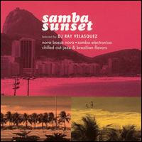 Vários Artistas - Samba Sunset