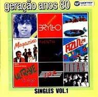 Vários Artistas - Geração 80 - Singles Vol.1