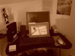 *I am Writing...Yeah!*