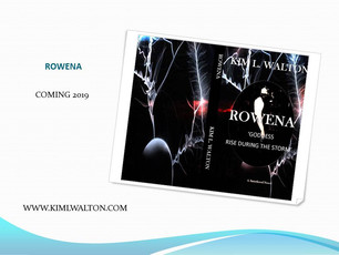 *Rowena (2019) Book Launch*