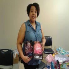 Author Shanae