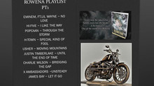 ROWENA'S ~ MUSIC PLAYLIST