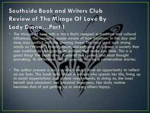 *The Mirage of Love Review*