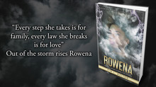 Launching Rowena