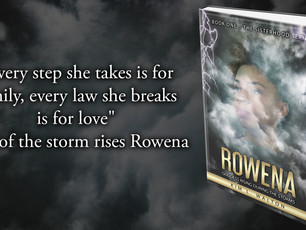 SHE IS ALMOST READY…ROWENA 2019