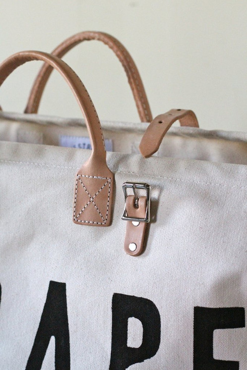 ESCAPE Canvas Utility Bag | craft folk