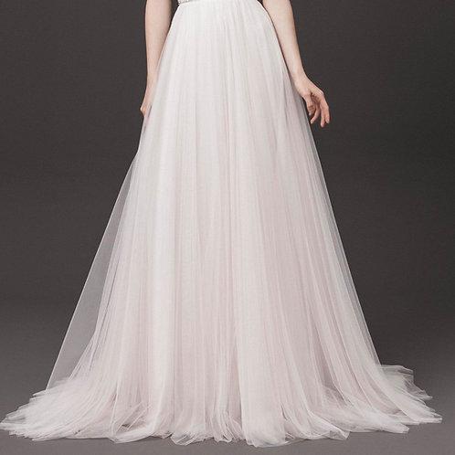 Bridal Basic Couture Wedding Tulle Skirt