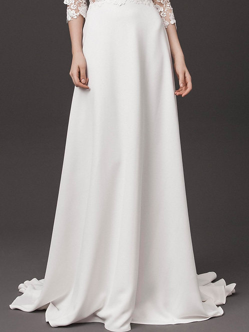 Bridal Basic Couture A-Line Wedding Skirt