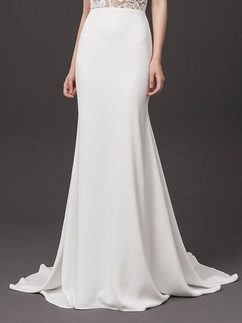 Bridal Basic Couture Mermaid Fitted Skirt