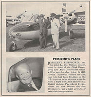 aero-commander-eisenhower-flying-magazin