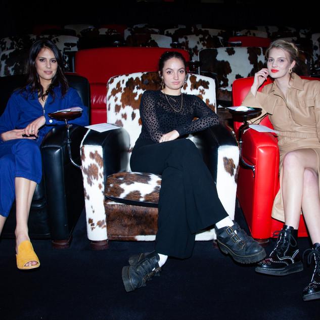 Emily Seale-Jones, Martha Treves & Florence Kosky