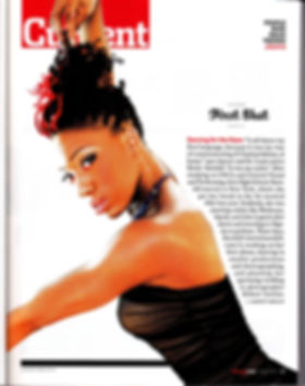 DEMO Magazine writes a feature aboout Broadway Star Hettie Barnhill.