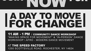 A DAY TO MOVE FOR CHANGE
