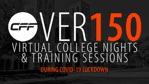 150+ College Webinars & Training Sessions Since COVID-19... With More On The Schedule