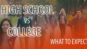 High School vs. College Soccer