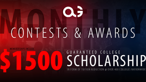 Achieve Goals Memberships that include a $1500 guaranteed college scholarship!
