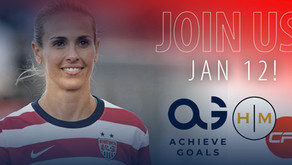 Join USWNT's Heather Mitts and her Gold Medal Mindset