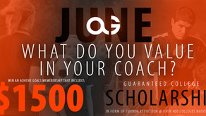 June 2021 - What do you value in your coach?