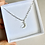 Thumbnail: Starry Crescent Moon Necklace